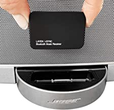 LAYEN i-SYNC Bose Bluetooth Audio Adapter Receiver for Bose SoundDock and Other Hi-Fi,..