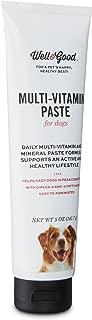 Well & Good Dog Multi-Vitamin Paste, 5 oz.