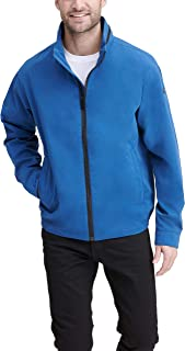 DKNY All Man's Stand Collar Water Resistant Jacket