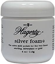 Hagerty Silver and Gold Polishing Foam 120ml Jar