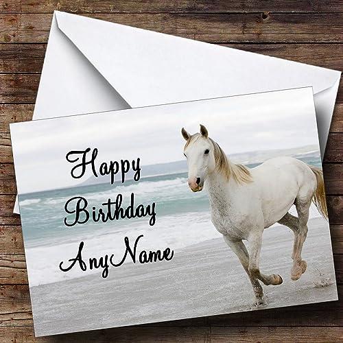 Horse Birthday Card: Amazon.co.uk