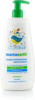 mamaearth baby shampoo ingredients