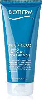 Biotherm Skin Fitness Firming and Recovery Body Emulsion, 6.76 Ounce