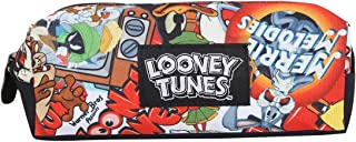 Estojo Escolar Infantil Zeryus Estampa Looney Tunes
