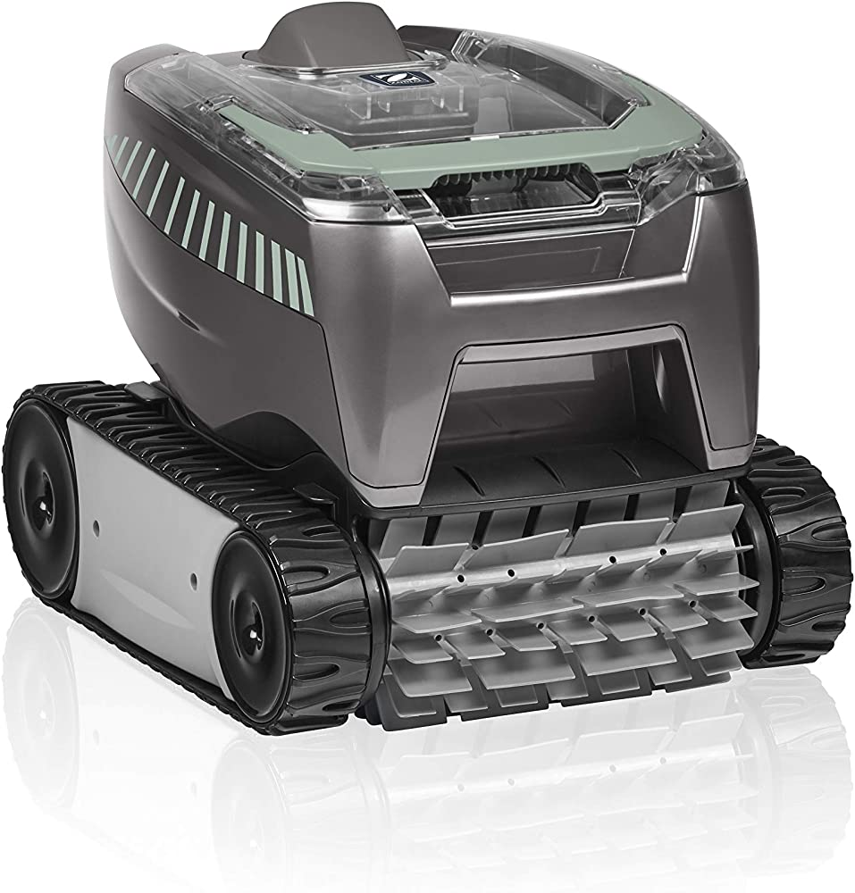Gre zodiac, robot pulitore intelligente autonomo per piscina, fondo e pareti WR000258