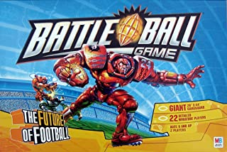 Milton Bradley Battleball Game the Future of Football 2003 Board Game