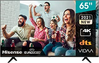 Sponsored Ad – Hisense 65 inch 65A6GE UHD SMART TV(2021) HDR 10/HLG Wifi(2.4GHZ) Bluetooth5.0 DLNA HDCP Version H.265 decoder