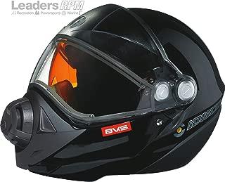 Ski-Doo BV2S Non-Electric Helmet - Gloss Black - Large
