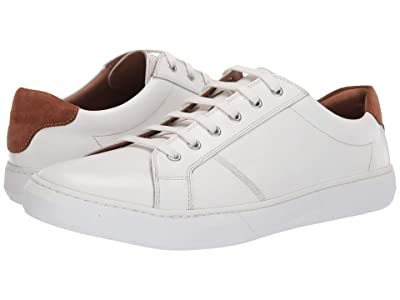Robert Talbott Hudson (White Leather) Men