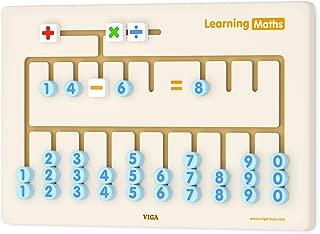 VIGA Toys - 50675 - Wall Game - Learning Maths