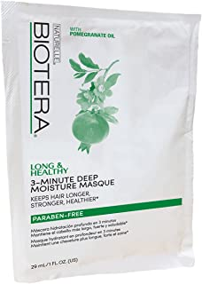 Biotera Long and Healthy 3-Minute Deep Moisture Masque, 1-Ounce
