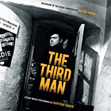 The Third Man Recording of the Score