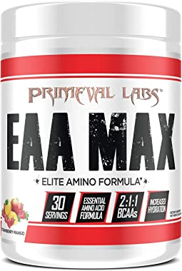 Primeval Labs EAA Max, Essential Amino Acids