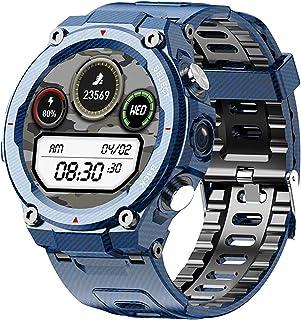 Q998 Smart Call Armband 1.28 Inch IPS Full Circle Volledige kijkhoek Bluetooth 4G Kaart Rugged Watch
