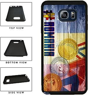 BleuReign(TM) Sport Games Hashtag Team Romania #Romania TPU Rubber Silicone Phone Case Back Cover for Samsung Galaxy Note 8