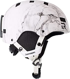 Retrospec Traverse H1 اسکی و اسنوبرد قابل حمل / دوچرخه و کلاه ایمنی