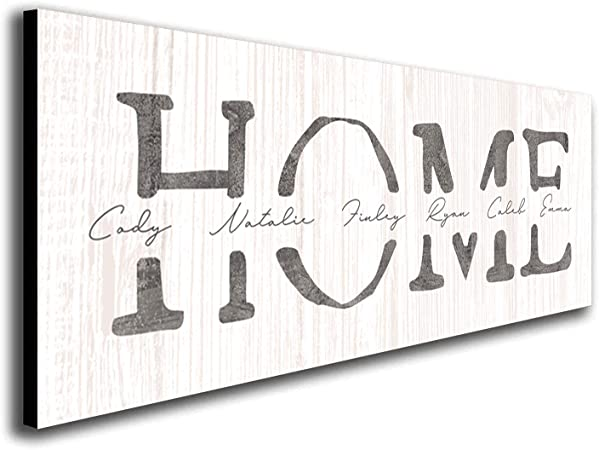 Black and White Road Less Traveled Funny Vinyl on Wood Block Sign