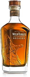 "Wild Turkey Master""s Keep DECADES Kentucky Straight Bourbon Whisky 1 x 0.75 l"