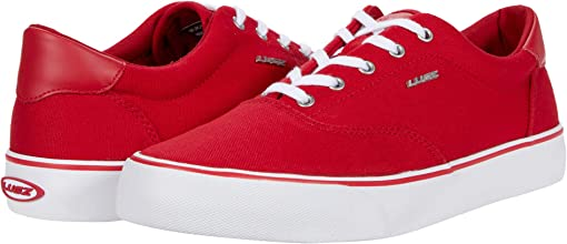 Mars Red/Salsa/White