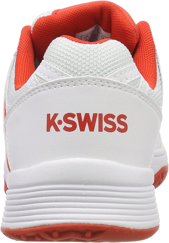 K-Swiss Performance Unisex Kinder Court Smash Omni Tennisschuhe