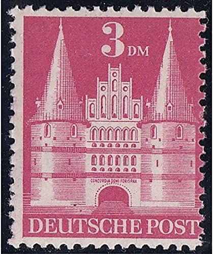 Goldhahn Alliierte Besetzung Nr. 99 I wg postfrisch  Verz ung Briefürken für Sammler