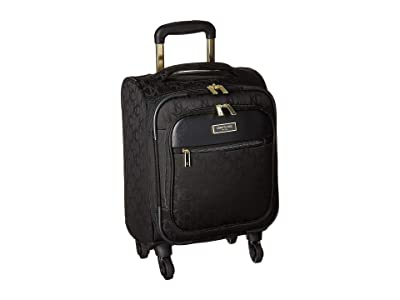 Kenneth Cole Reaction 16 KC Street Polyester Underseater (Black) Carry on Luggage