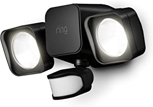 Ring Smart Lighting – Floodlight, Battery – Black (Ring Bridge required)