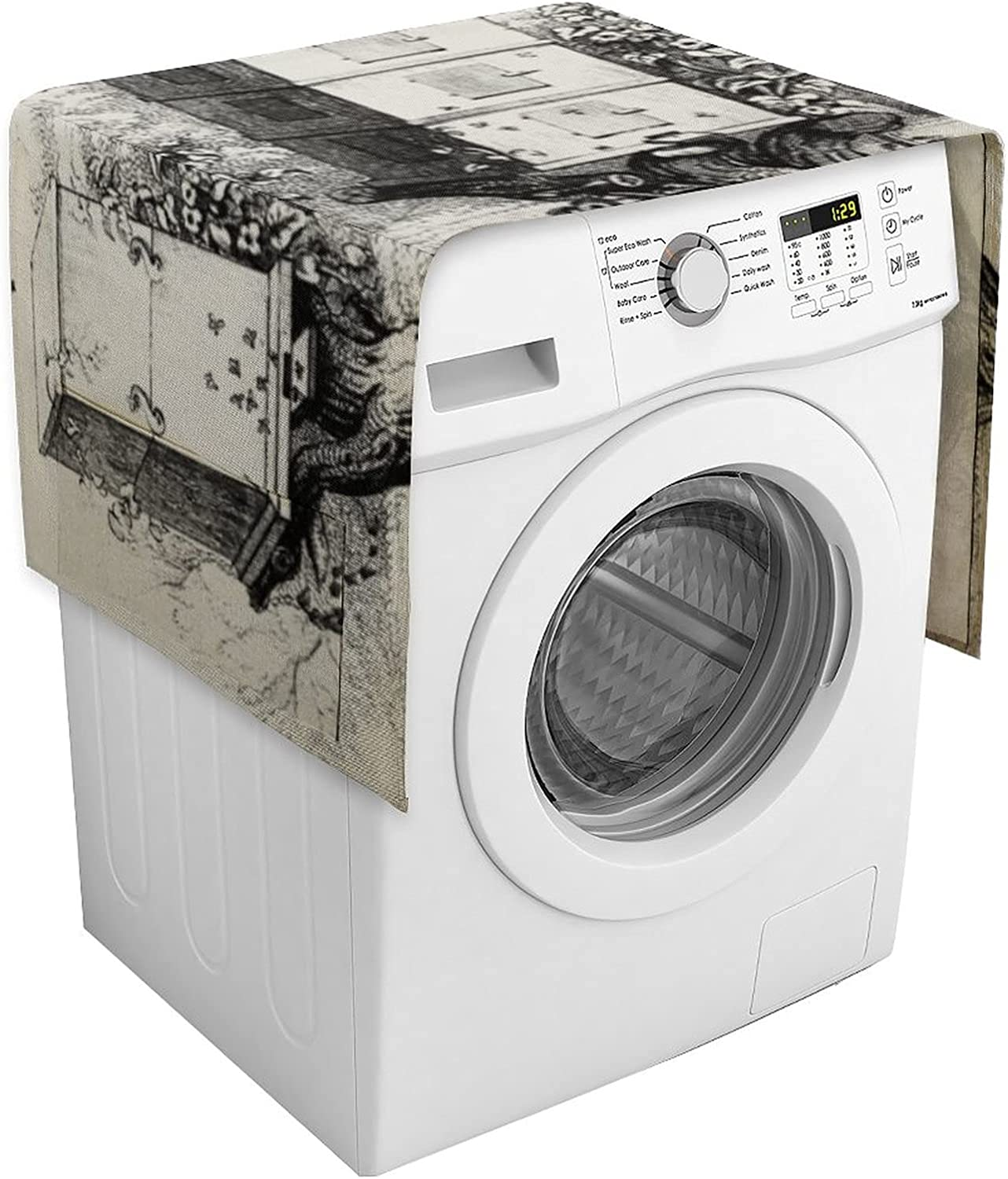 Ranking TOP1 Multi-Purpose Washing Machine Popularity Covers Protector Appliance Washer