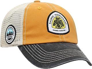 Elite Fan Shop Crown Trails National Trails Adjustable 3-Tone Mesh Hat