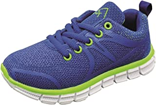 M-Air Ultra-Light, Kids Athletic Mesh Lace Sneakers Shoes for Boys and Girls