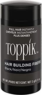 Toppik Travel, Black, 3 gm