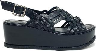 Anna Sui Womens Kaiya Flatform Sandal
