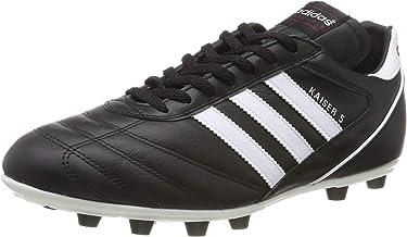 adidas Kaiser 5 Liga - Botas para Hombre, Color Negro/Blanco