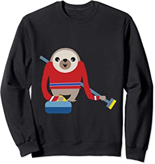 curling sweater