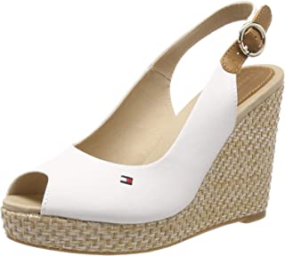 9518ad13748 Tommy Hilfiger Women's Iconic Elena Basic Sling Back Sandals