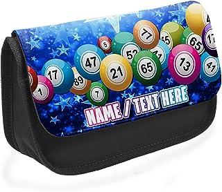 Pens Personalised Bingo Bag Ideal for Carrying Daubers Glasses