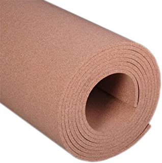 Manton Cork Roll, 100% Natural, 4' x 24' x 1/2