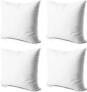 Amazon Com Decorative Pillows Inserts Covers Cotton Decorative Pillows Inserts Co Home Kitchen