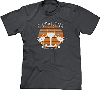 Blittzen Mens T-Shirt Catalina Annual Wine Mixer