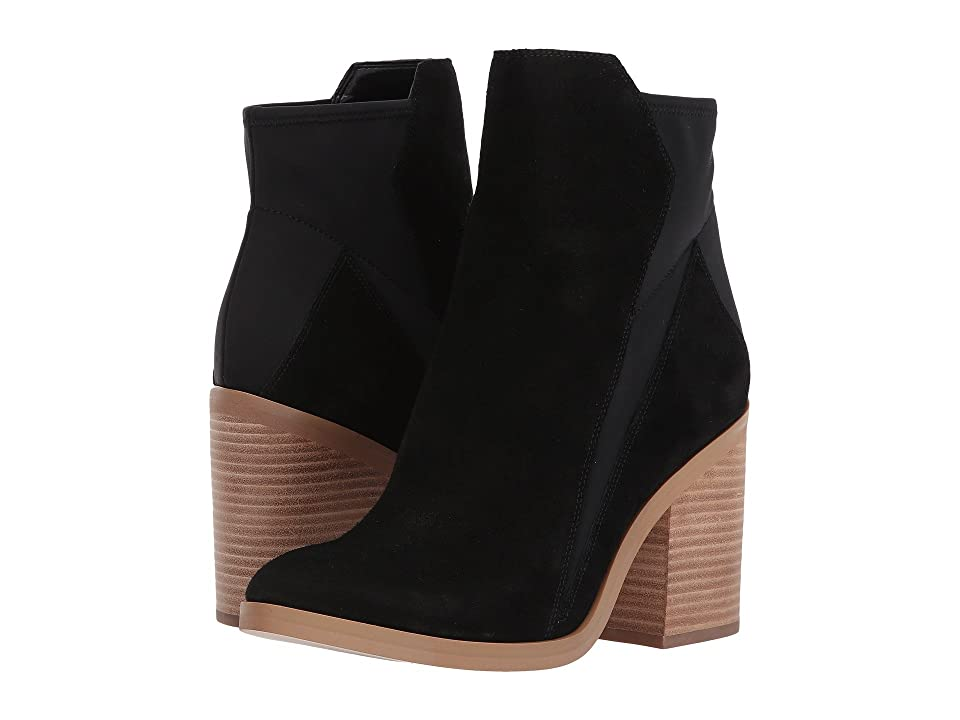 Katy Perry The Caroline (Black Casual Suede) Women