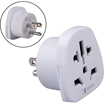 India Indian Indio Adapter Plug Viaje Tipo D to a UK, US USA ...