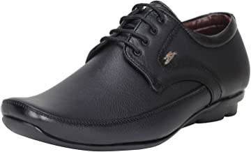 Kraasa Men's Synthetic Derby Shoes