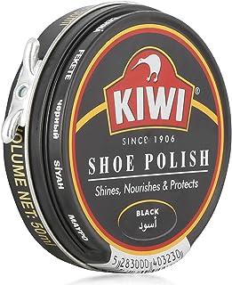 Kiwi Black Shoe Polish - 50 ml