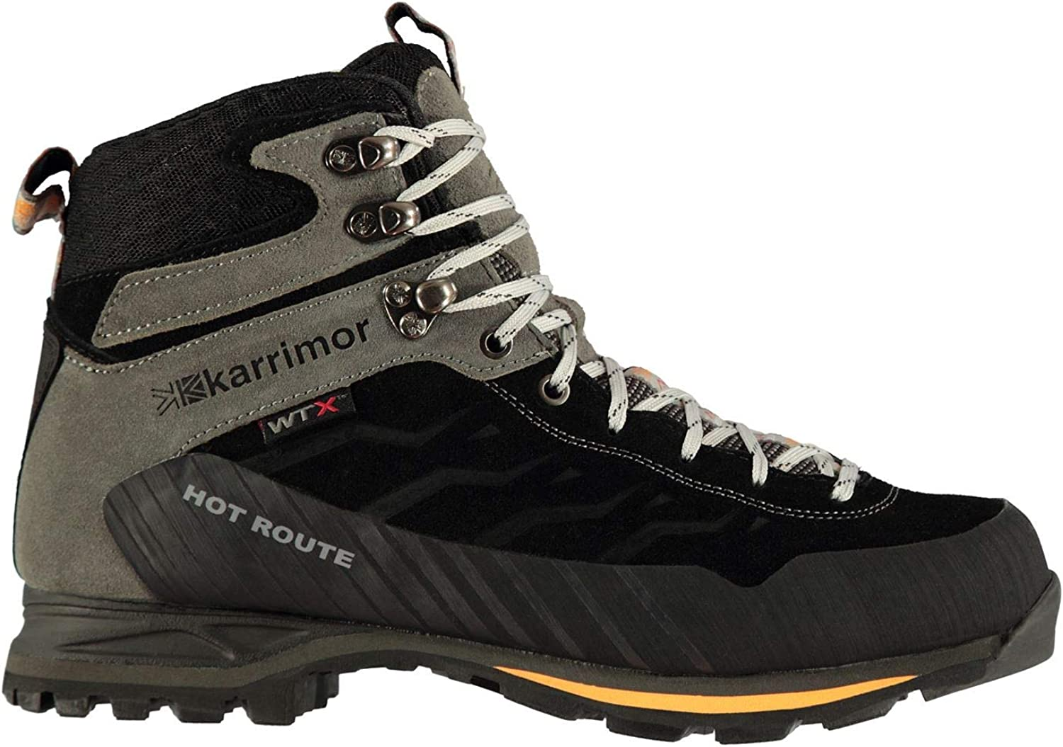 Karrimor Mens Hot Route Mid Walking Boots
