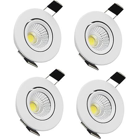 Modern 6000K LED Sensor Downlight Recessed Ceiling Spot Lights Spotlights 5//7//9W