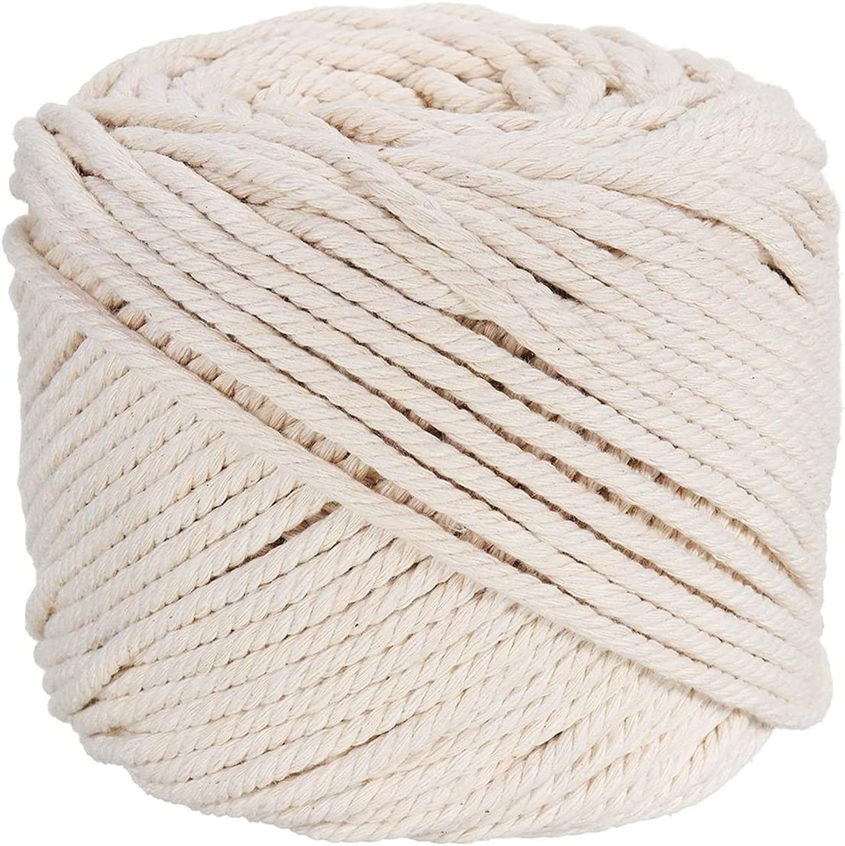ZYQXB Cotton Manufacturer regenerated product Twisted Rope Award-winning store DIY Lace Home Craft Textile Handm