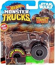 Hot Wheels 2019 Monster Trucks Star Wars Chewbacca 1:64 Scale
