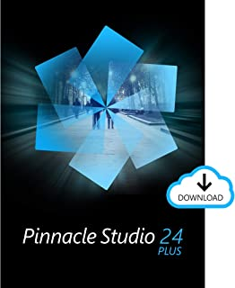 Pinnacle Studio 24 Plus | Powerful Video Editing and Screen Recording Software [PC Download]