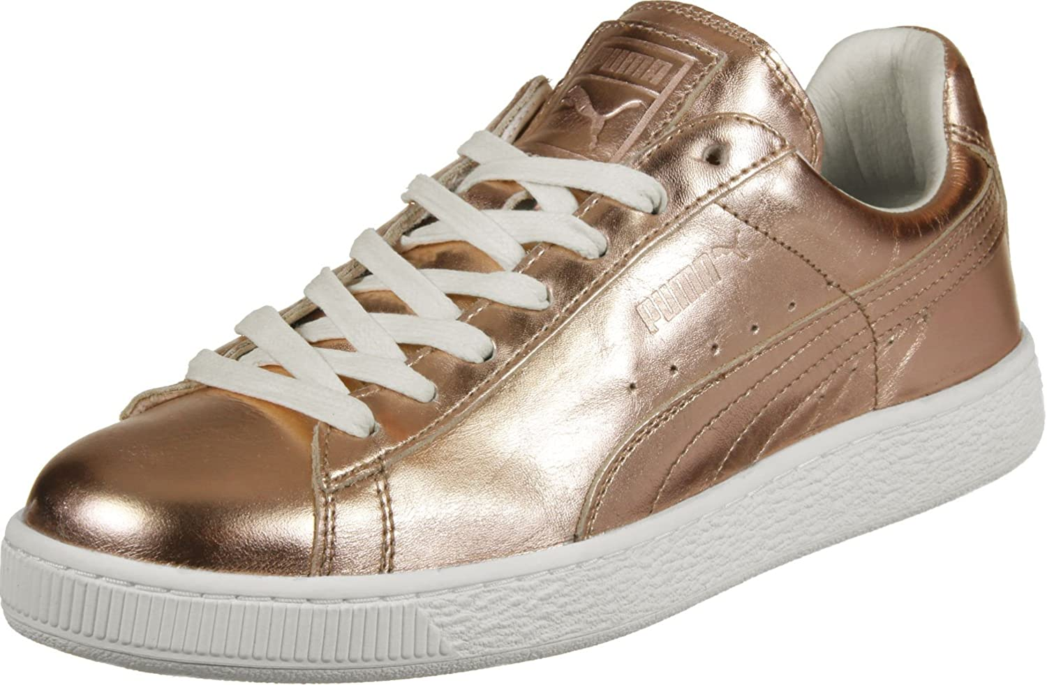 Puma Basket Creepers W chaussures 6,5 porcelain rose