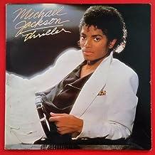 MICHAEL JACKSON Thriller LP Vinyl VG Cover VG+ GF Sleeve 1982 QE 38112